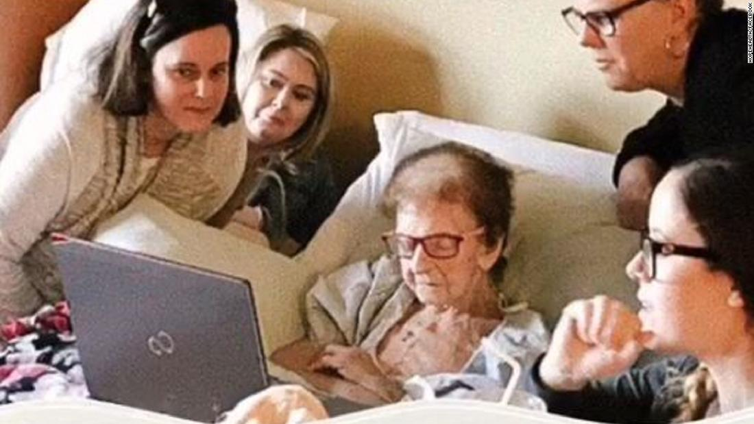 A hospice patient's final request was to watch the Battle of Winterfell. The 'Game of Thrones' cast did her one better