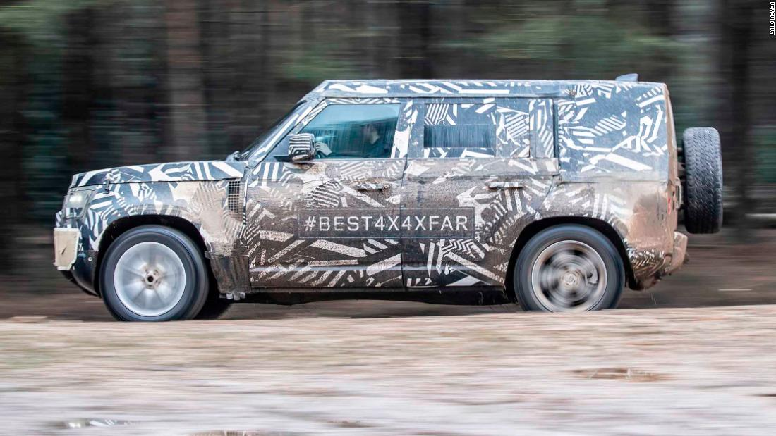 Jaguar Land Rover >> Jaguar Land Rover Will Build Its Iconic Defender In Slovakia Not