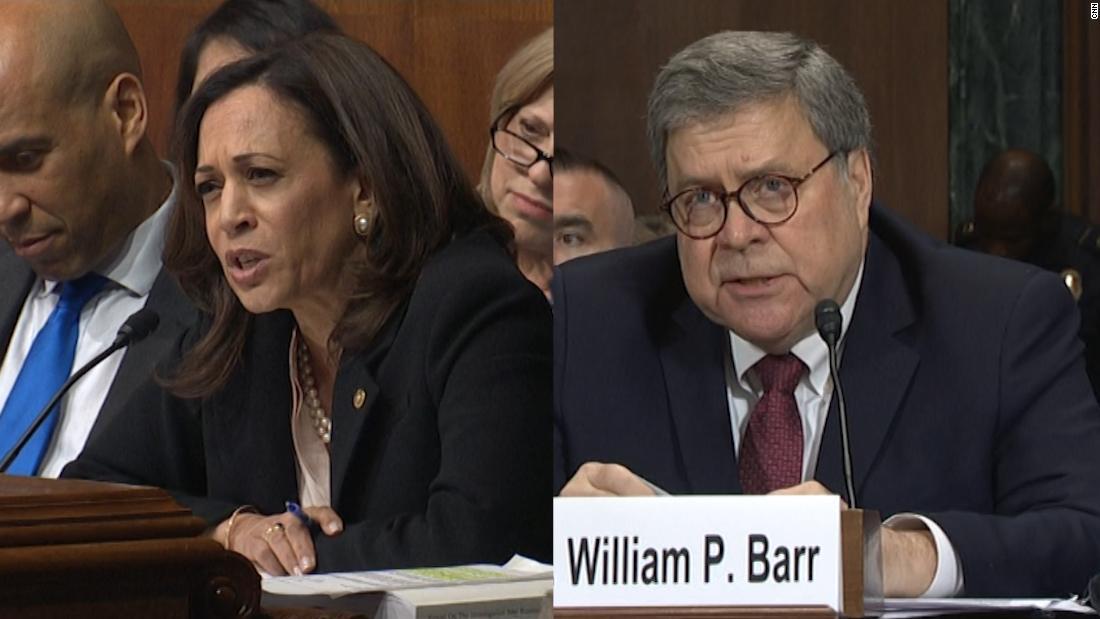 Barr's answer draws scrutiny amid new scandal