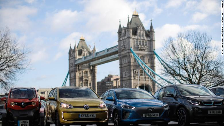 New technology tackles London's air pollution problem
