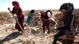 These Syrian women built a female-only village to escape from ISIS and war