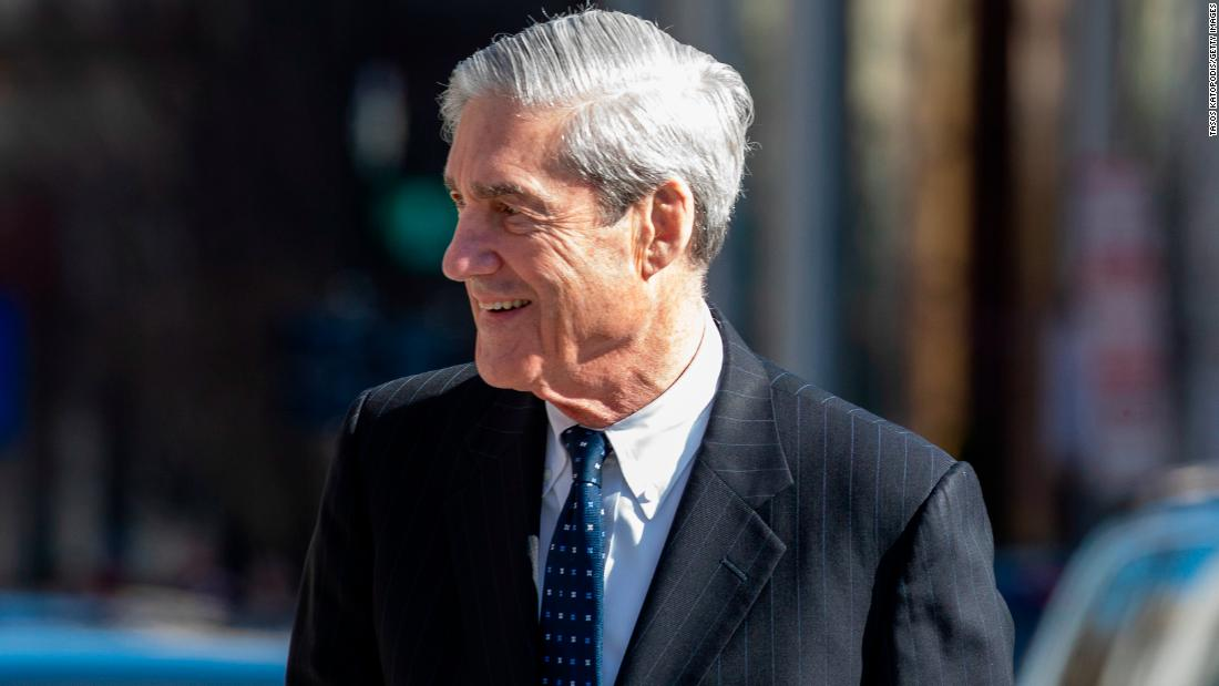 Court to consider unsealing more Mueller investigation details after CNN request