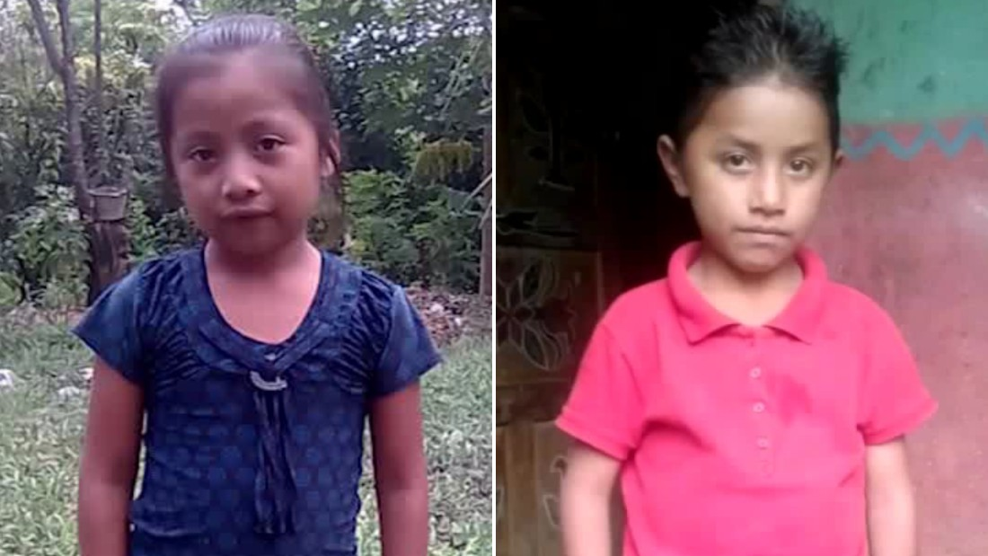Jakelin Caal Maquin and Felipe Gómez Alonzo died in federal custody after they fled to the US from Guatemala.