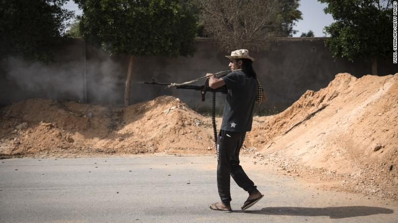 Battle for Tripoli becomes a sandbox for outside powers