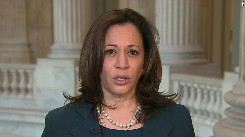 Kamala Harris Wants Ig To Investigate If Barr Opened Probes Into Trump Enemies At White House Request Cnnpolitics