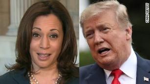 Trump reverts to stereotypes as campaign fumbles to respond to Harris pick