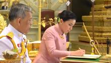 Thai King marries general days before his coronation