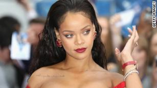 Rihanna launches luxury fashion label Fenty in Paris