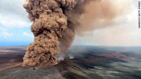 Water was found for the first time in Hawaii's Kilauea volcano, and it could trigger explosive eruptions