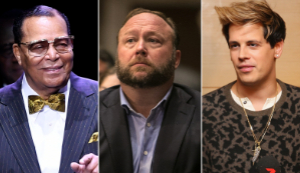 Louis Farrakhan, Alex Jones and other 'dangerous' voices banned by Facebook and Instagram