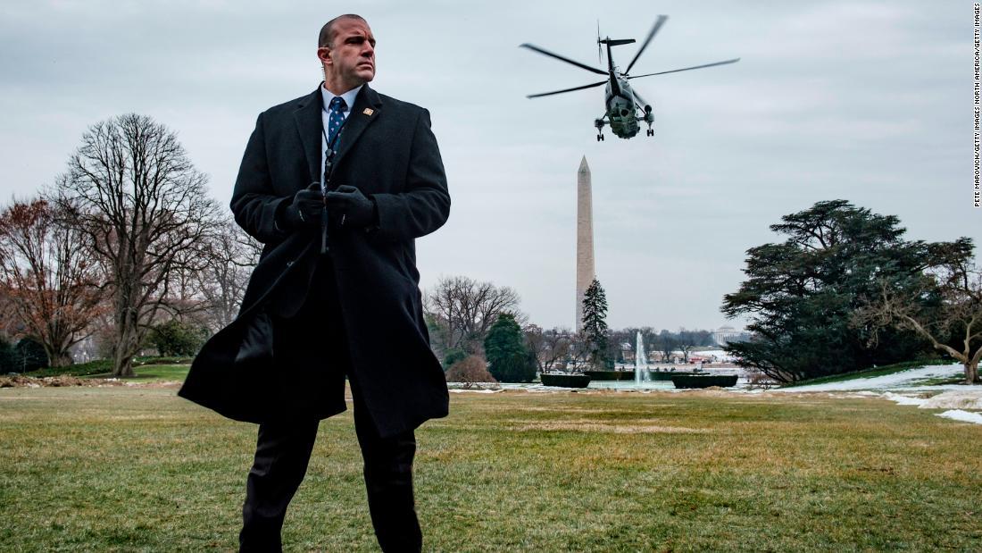 NYT: Mnuchin wants Secret Service back under the Treasury Department