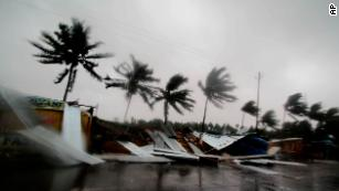 7 killed as Tropical Cyclone Fani hits India