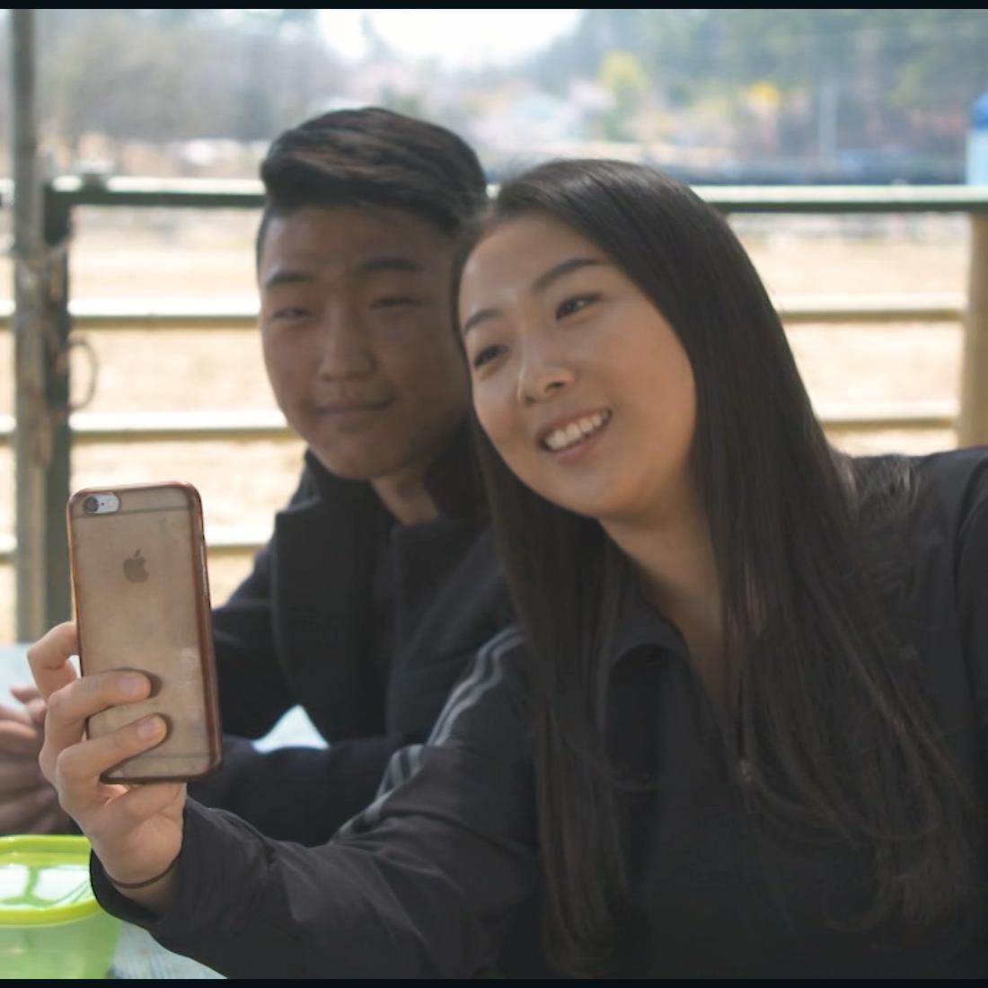 μαύρο κορίτσι dating στην Κορέα