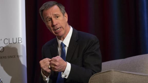 Marroiott CEO Arne Sorenson.