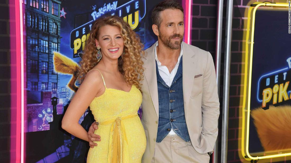 "Actors Blake Lively and Ryan Reynolds <a href=""http://www.cnn.com/2019/05/03/entertainment/blake-lively-third-pregnancy/index.html"" target=""_blank"">let the picture on a red carpet be worth a thousand words in May.</a> It will be the third child for the superstar couple who married in 2012."