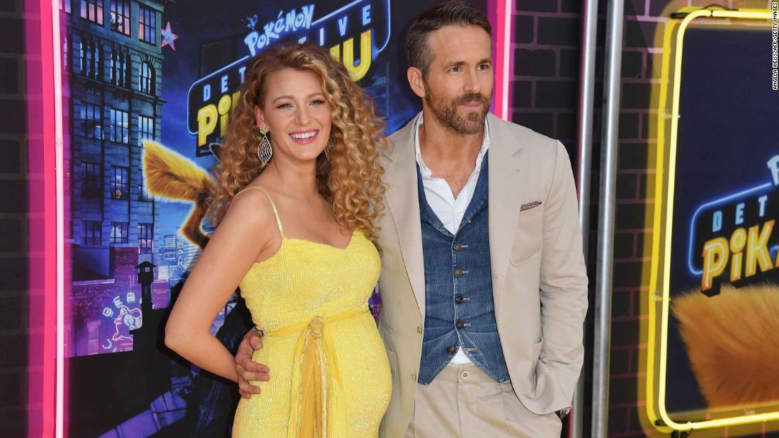 Ο Ryan Reynolds και η Blake Lively δωρίσει $1 εκατ.