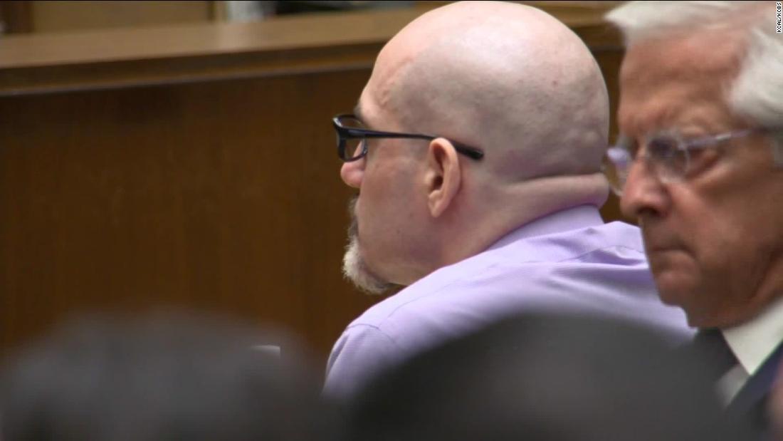 Ashley Ellerin S Accused Killer Michael Gargiulo Is On