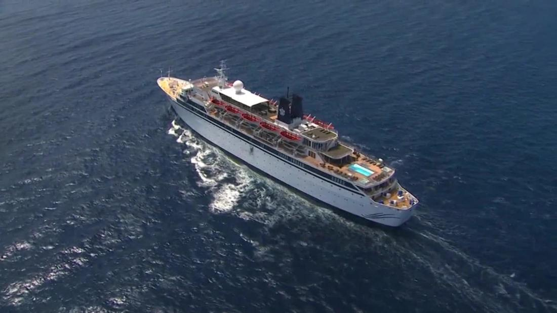Scientology cruise ship passengers tested for measles