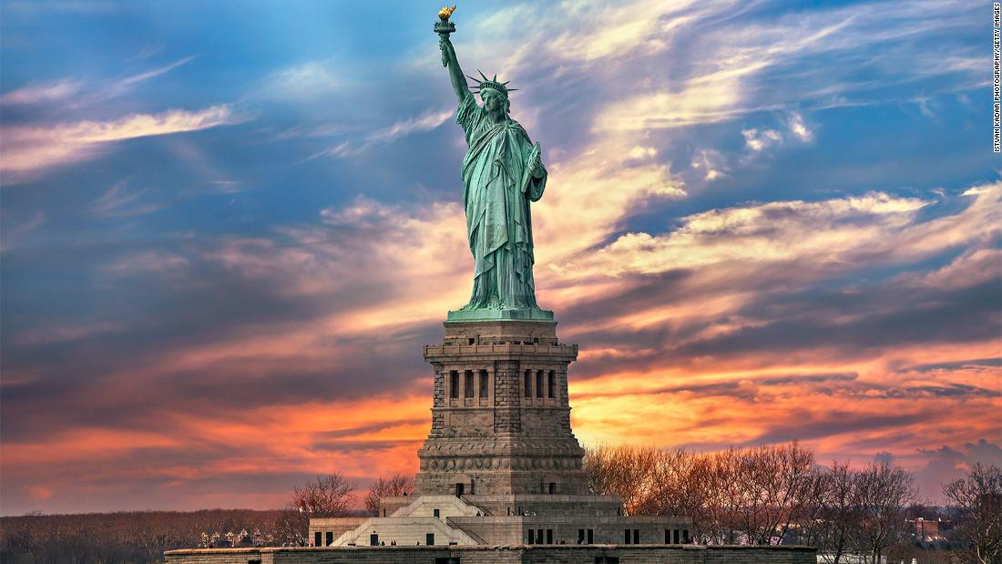 Lizzo, Monica Lewinsky, and more narrate Statue of Liberty poem