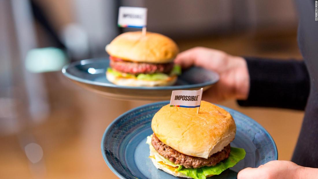 Unmöglich, Lebensmittel CFO: Fleisch-Esser etwas besseres
