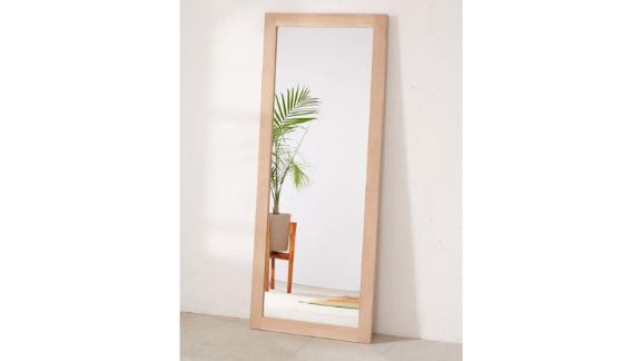 Simple Wood Mirror ($199, originally $179; urbanoutfitters.com)