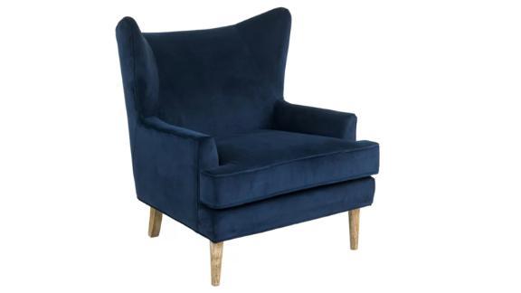 Kiera Wingback Chair ($279.99; originally $309.99; jossandmain.com)