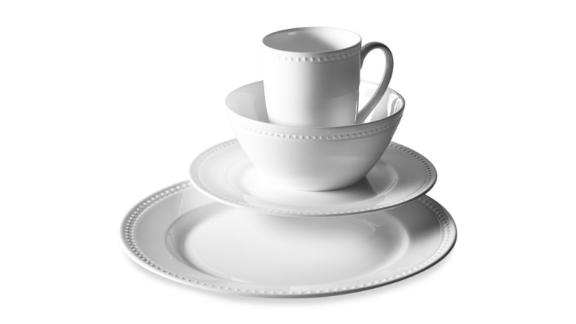 Tabletops Unlimited Otella Bone China 16-Piece Dinnerware Set ($89.99; bedbathandbeyond.com)