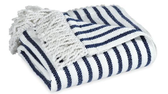 Fringe Throw Blanket ($49.99; nordstrom.com)