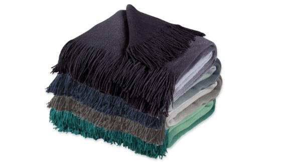 Riverbrook Home Ombre Throw Blanket ($39.99; bedbathandbeyond.com)