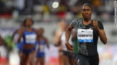Caster Semenya wins 800-meter race ahead of new testosterone rules