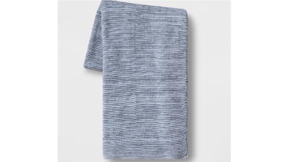 Marled Yarn Throw Blanket - Threshold ($29.99; target.com)