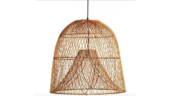 Nassa Basket Pendant Lamp ($299; cb2.com)