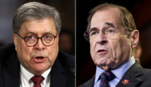 House panel sets Wednesday vote to hold Barr in contempt after DOJ doesn't turn over Mueller report