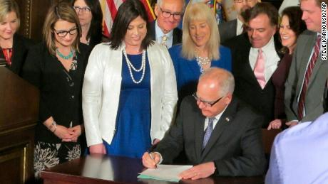 Marital rape is no longer legal in Minnesota with new law