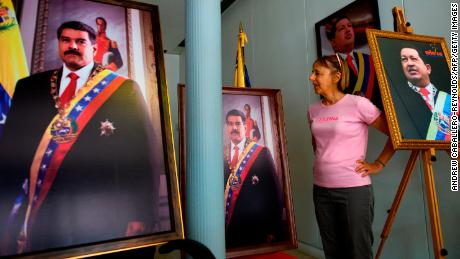 These Americans moved to the Venezuelan Embassy in Washington when diplomats fled