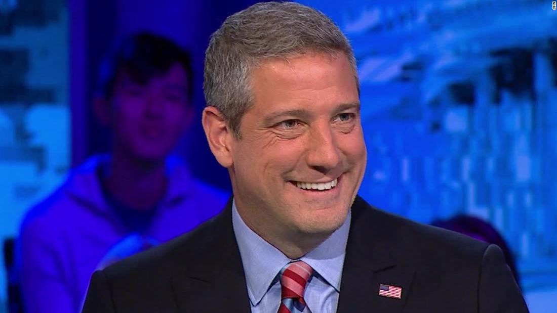 Tim Ryan: Biden's comments on China 'stunningly out of touch'