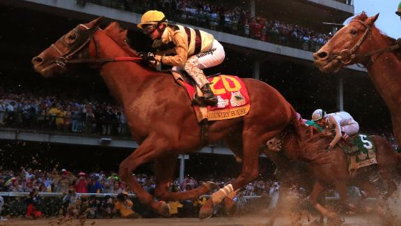Image for Kentucky Derby winner Country House will not run in Preakness