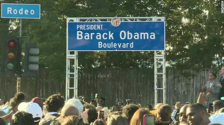 Barack Obama Blvd.