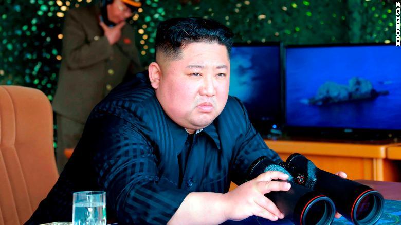 S. Korea: North Korea launches 'unidentified' projectiles