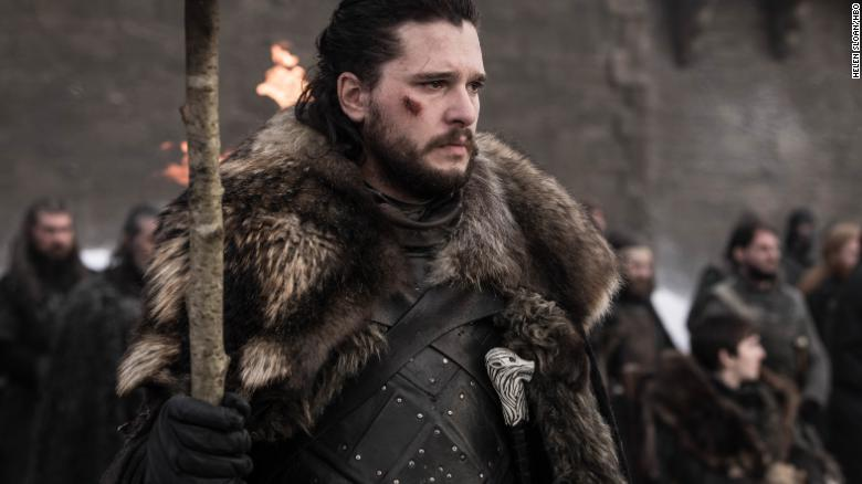 Jon Snow went from outsider to king  Is the Iron Throne next?