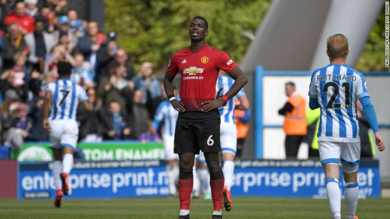 Manchester United was disappointing against Huddersfield