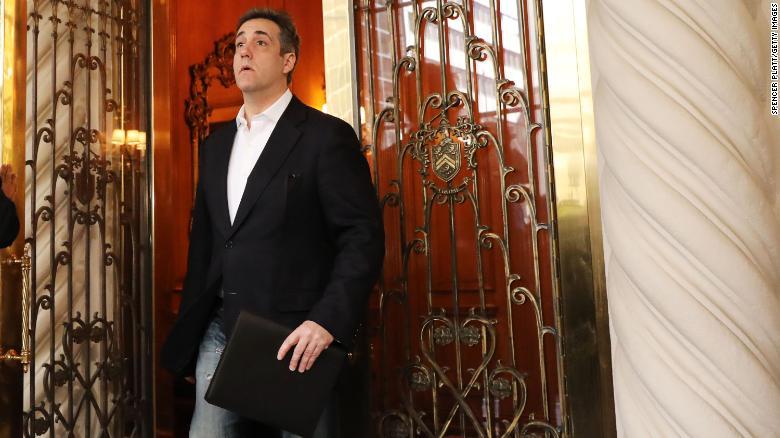 Michael Cohen, Former Trump Fixer, Reports To Prison