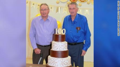 Twins in Arkansas celebrate their 100th birthday