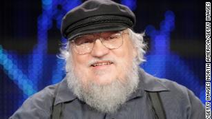 George R.R. Martin shoots down 'Game of Thrones' rumor