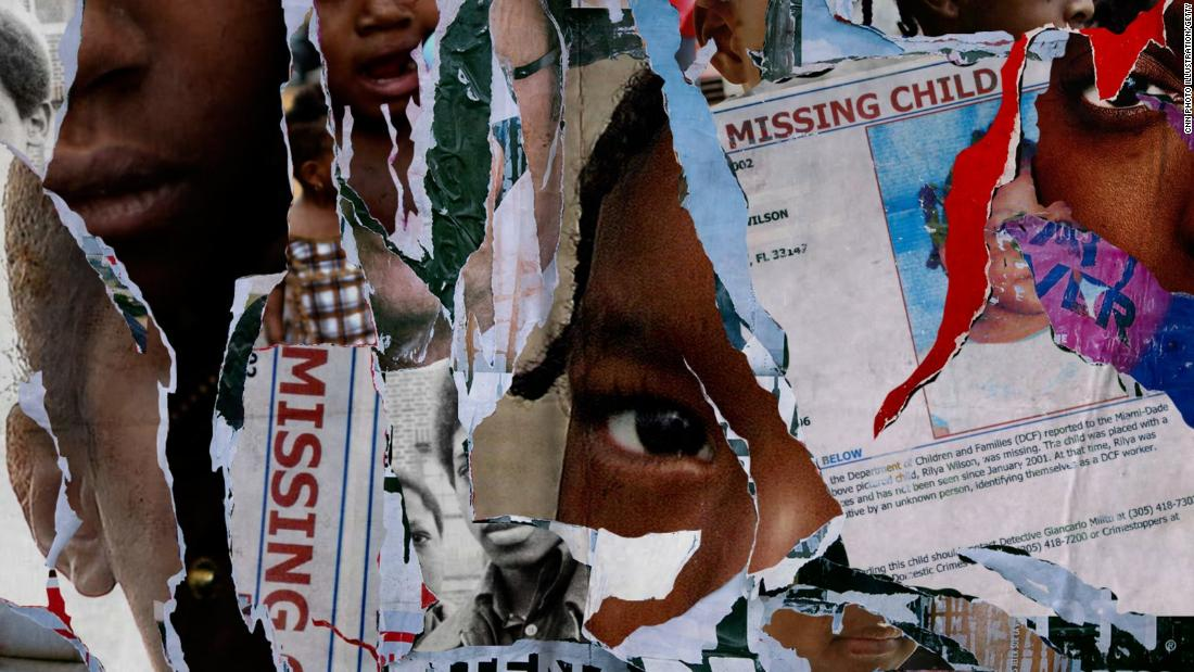 Black kids go missing more than white kids. Here's why we don't hear about them