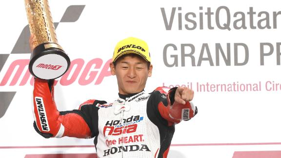Toba is one of the most exciting crop of young Japanese racers.