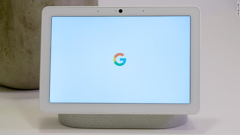 This is Google's new smart screen device