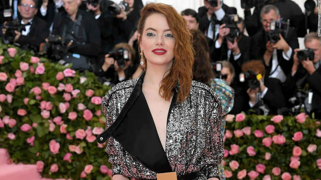 Emma Stone and 'SNL' writer Dave McCary are engaged - CNN
