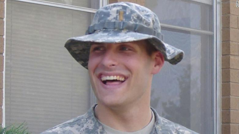 50854298b85d6 Michael Behenna  Trump pardons former Army soldier sentenced for ...