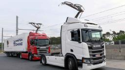 Germany is opening an electric highway for trucks